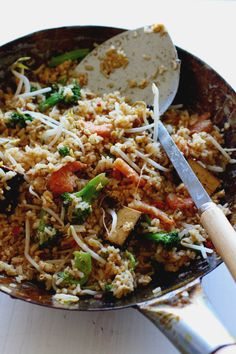 Fried Rice-Thai