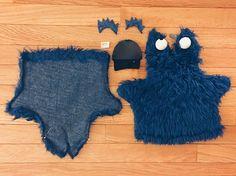 Znalezione obrazy dla zapytania cookie monster puppet