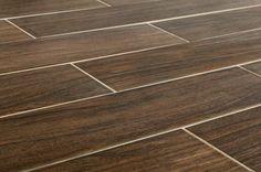 BuildDirect – Ceramic Tile - Napa Wood Series – Oro - Angle View
