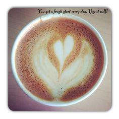 #dream #coffee #mornings #quote #freshstart