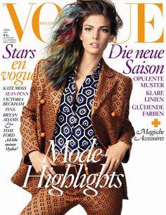 Vogue Germany July 2012