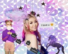 Complex Background������ @misswen #pastel #complex #theme #unicorn #wengiecorn #edit #picsart #misswen #wengie http://butimag.com/ipost/1564185324438151957/?code=BW1GkPiA-MV