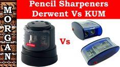 Derwent Vs KUM pencil sharpener review - Jason Morgan Art