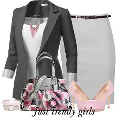 Trendy Work Clothes for Women | Office wear for woman.1