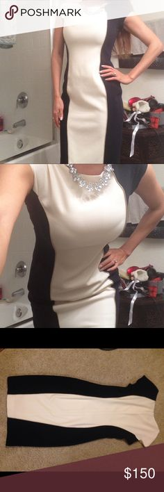 Women's escada dress size 34 I bought this beautiful posh but my bod is a bit curvy for it it's better in person size 4 Escada Dresses