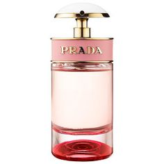 Prada - Prada Candy Florale Candy declares her love for flowers. She takes on a new flirtatious game, where sensuality is pushed to the fullest. The delicately sweet smell of Candy meets a new, refined bouquet of sparkling cedrat and blooming cosmos that intermingle with her elegant softness. Candy is blossoming #sephora.
