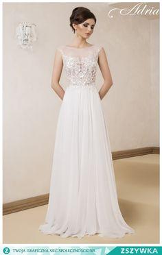 Zobacz zdjęcie Suknie Ślubne Adria - 1409 w pełnej rozdzielczości
