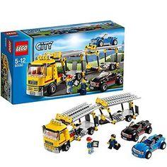 LEGO (LEGO) City car carrier 60060 F/S