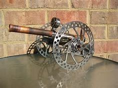 Image result for Steampunk Metal Art