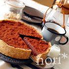 オレオとクリームチーズ、生クリームを混ぜて冷やし固めるだけ!焼かずに作れます。