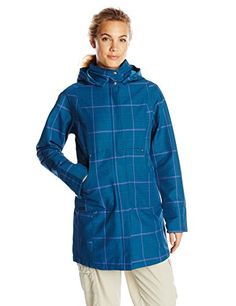 Outdoor Research Womens Winter Decibelle Jacket Alpine LakeUltraviolet Small >>> Read more reviews of the product by visiting the link on the image.
