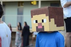 Full On 2012 - Minecraft by Andrew Beeston, on Flickr Minecraft Baby, Minecraft School, How To Play Minecraft, California Missions, California History, 4th Grade Activities, Activities For Kids, Gta, Minecraft Underground