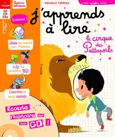 Abonnement J'APPRENDS A LIRE  Editions Milan Abonnement moins cher via l'école