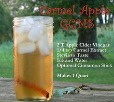 Caramel apple GGMS
