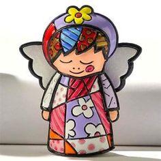 ROMERO-BRITTO-Angel-Mini-Collection-VOLL-NEU