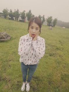 Chorong! Twitter update