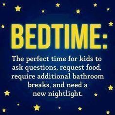 Kids!!! Ugh.... :)