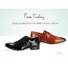 Pierre Cardin erkek ayakkabı modellerinde %60'a varan indirim fırsatını kaçırmayın! #ritimtutanayakkabilar #fashion #fashionable #style #stylish #flo #floayakkabi #shoe #ayakkabı #shop #shopping #kampanya #indirim