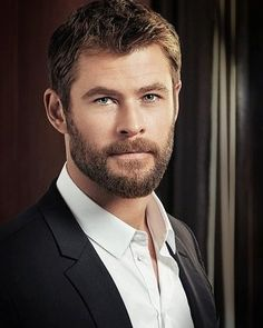Chris Hemsworth. His greatest strength is a combination between 3 things. Honesty, Humour and Selfconfidence. He sure is his brother's keeper - I really like him for what he carries on the inside.