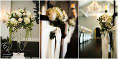 Wedding Flowers - White Inspiration. Beautiful!