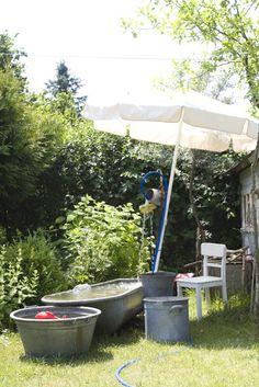 Garten: Emil und die großen Schwestern