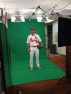 Waino shooting promos.