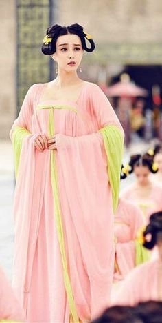 Fan Bingbing in the TV Series 'The Empress of China'