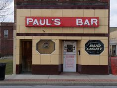 Paul's Bar, Piqua, Ohio