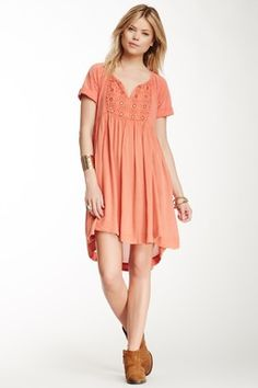 LA Mamounia Babydoll Dress