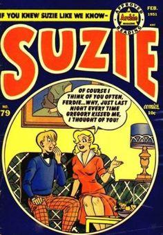 Suzie comic circa 1951