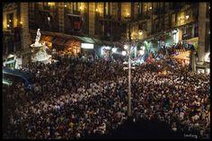 Festa di Sant'Agata Catania 17/8/2015
