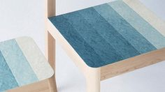 This Lovely New Process Makes Chairs That Look Like Pantone Swatches