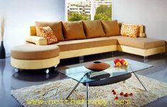 Sofa nỉ, Soloha chuyên cung cấp các loại Sofa nỉ, sofa da cao cấp,  nội thất phòng khách sang trọng tại Hà Nội. Liên hệ: (04) 63.29.7777     090.365.3333