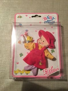 Mini Baby Born Miniworld  Bekleidung OVP pink Set NEU in Spielzeug, Puppen & Zubehör, Babypuppen & Zubehör   eBay!