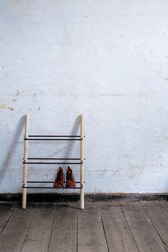 機能的で美しい洋服スタンド&シューズラック (3/3)|デザイン|Excite ism(エキサイトイズム)