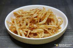 심하게 고소하고 특히 부드러운 밑반찬 ' 진미채볶음 만드는 법' Spaghetti, Cooking, Ethnic Recipes, Food, Kitchen, Eten, Meals, Noodle, Cuisine