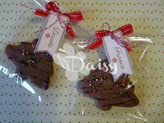 Daisy Handmade: Un progetto al giorno 10/24: biscotti segnaposto