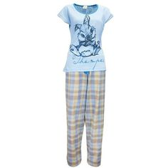 e3eb94c958b Disney Bambi Womens Thumper Pyjamas X-Large