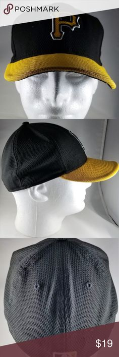 c4b5ad22b73 I just added this listing on Poshmark  Pittsburgh Pirates New Era  Embroidered Fitted Cap.