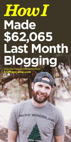 How I Made $62,065 Last Month Blogging -   Biz insights on a monthly perspective with REAL numbers.