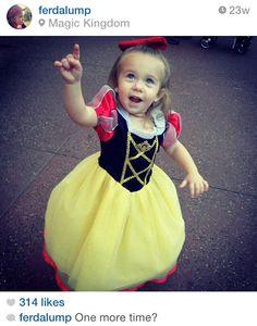 Los Disfraces De Esta Niña Causan Furor En Disney World Disney - Mom creates the most adorable costumes for her daughter to wear at disney world
