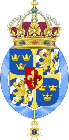 File:Greater coat of arms of Queen Silvia of Sweden.svg