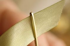 threading ribbon
