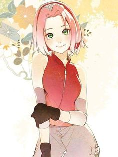 SAKURA UCHIHA ❤️❤️❤️  #Cute #Beautiful #Love #Fanart #Sexy