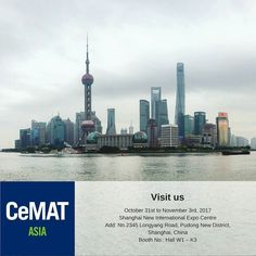 Who else will be on the CeMAT Asia in Shanghai this year?  http://ift.tt/2wVtIKW  #cemat #messe #cematasia #cemat2017 #shanghai #china #partner #effimat #storagetechnology #warehousing #cematasia2017 #visitus #exhibition #experts#EffiPeople#salesmanager#fair#automatisation#consulting#dialogue#materials#logistics#tradeshow#worktrip#success#mitodense#denmark
