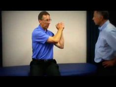Exercise For Stroke Patients, (For The Arms)