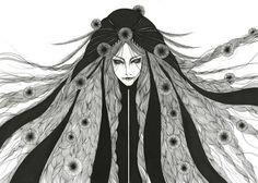 Marina Mika Illustration Magia Elemental, Art Nouveau, Walter Crane, Edmund Dulac, Art Et Illustration, Paintings For Sale, Dark Art, Art Inspo, Amazing Art