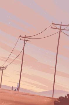Dusty Framed Art Print by zandraart - Vector Black - Soft Wallpaper, Anime Scenery Wallpaper, Aesthetic Pastel Wallpaper, Kawaii Wallpaper, Cute Wallpaper Backgrounds, Pretty Wallpapers, Aesthetic Backgrounds, Aesthetic Wallpapers, Aesthetic Art