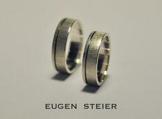 Wedding Rings - by Eugen Steier