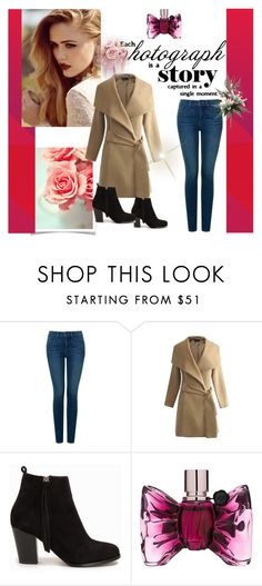 """""""Untitled #46"""" by nedim-848 ❤ liked on Polyvore featuring beauty, NYDJ, Nly Shoes and Viktor & Rolf"""